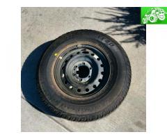 Toyota Tacoma Spare Tire
