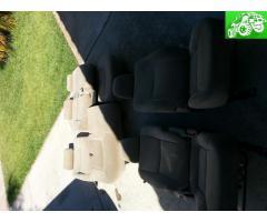 Toyota Tacoma Full Double Cab Seats! Front/Back