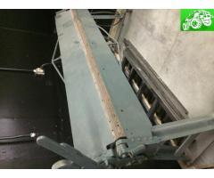 Dreis & Krump 8' sheet metal brake