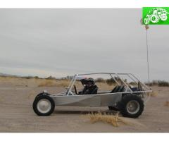 Sandrail (4 seat) with Trailor