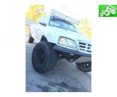 2001 ford f150 long travel supercrew