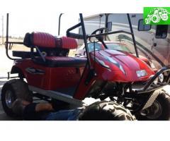 Off Road 2000 EZ Go Golf Cart
