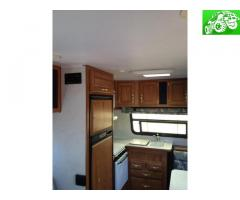 Nash travel trailer