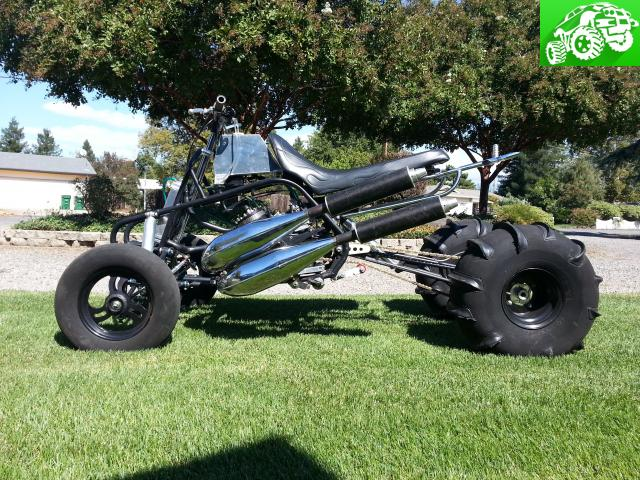 Yamaha Drag Banshee Chico - Off Road Classifieds | Parts