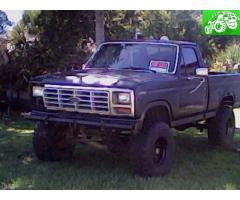 85 ford mud toy