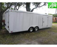 Cargo Mate Car Hauler Trailer 25'