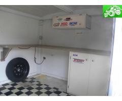 Cargo Mate Car Hauler Trailer 25'