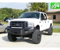 2007 Ford F250 XLT 6.0 Turbo Diesel 4x4 4DR Lifted