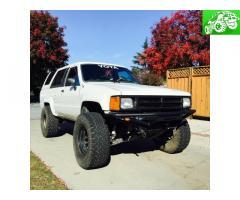 1989 Toyota 4runner 4x4 22re