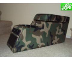 Camouflage Center Console Jeep 1976-1995/Truck/SUV So Cal