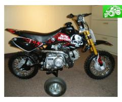 NEW KIDS DIRT BIKES ON SALE NOW ONLY       $699