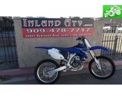 YZ450F Dirt Bike