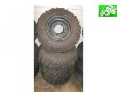 Snow/ice tires wheels for Polaris
