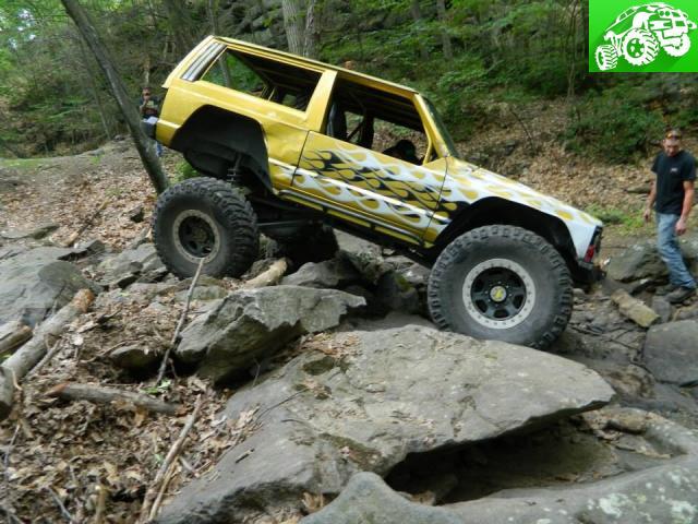 Xj Rock Crawler : Xj rock crawler buggy tons linked warrior run off