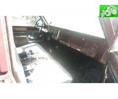 72 gmc suburban 4x4 3 door rare